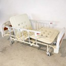2 Crank Electrical Split Hospital Bed