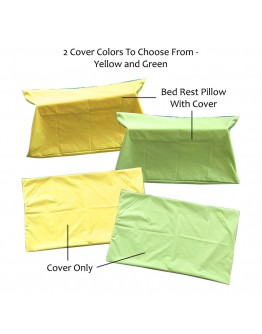 Waterproof Back Rest Pillow Cover