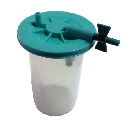 Disposable 1000cc Suction Canister