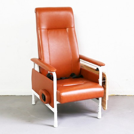 KW-S Reclining Geriatric Chair (Steel)