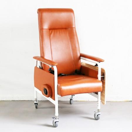 KW-W Reclining Geriatric Chair (Steel)