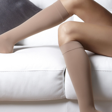 Maxis Micro Calf Stockings (Closed Toe)
