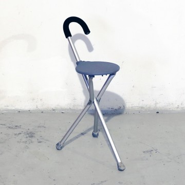 FS943L Walking Stick with Seat