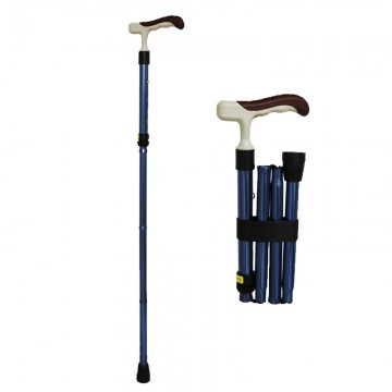 YU838 Foldable Walking Stick