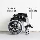 FS863-20 Lightweight Wheelchair