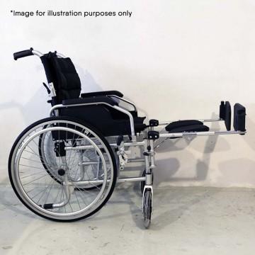 Monthly Rental - Wheelchair (Detachable Leg Rest)